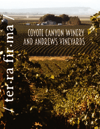 thumbnail of Coyote Canyon Winery and Andrews Vineyards