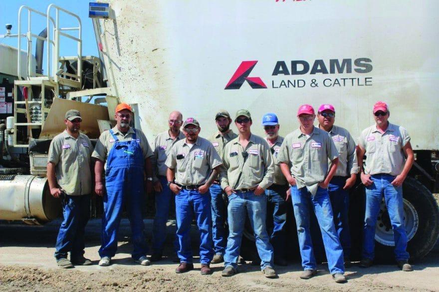 Adams Land & Cattle LLC