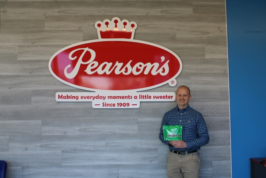 Alex Allen   Vice President of Operations   Pearson's Candy Company